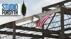 Studio Forsyth: Denmark Topping Out Ceremony; Forsyth County Drug Summit